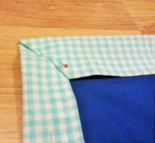 make a high chair mat sewing bee fabrics