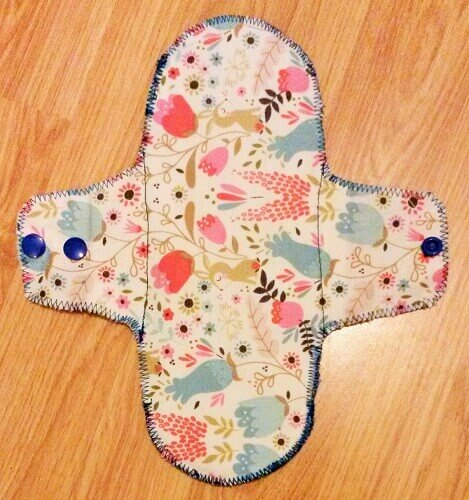 Diy Cloth Pads Tutorial: Make Your Own Cloth Sanitary Pads