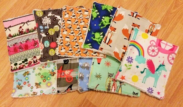 Free tutorial reusable kitchen wipes sewing bee fabrics eco friendly fabric scrap stash sewing project reusable kitchen wipes free tutorial solutioingenieria Choice Image