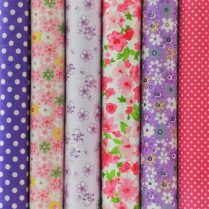 buy fat quarter cotton bundle sewing bee fabrics