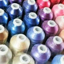 Threads - Polyester Brother Colour Equivalent