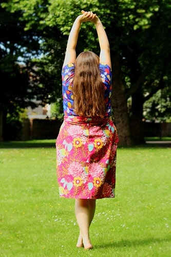 Make An A Line Skirt With Pockets | Sewing Bee Fabrics